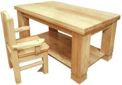 Мебель из алтайского кедра