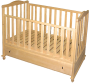 Детская кроватка простая