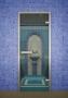 Дверь Прозрачная