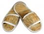 Тапочки лыковые